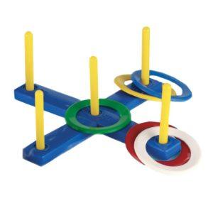 PL Hazecí plastový kříž s kroužky