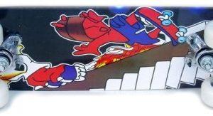 Dětský SKATEBOARD 61 x 8 x 15 cm