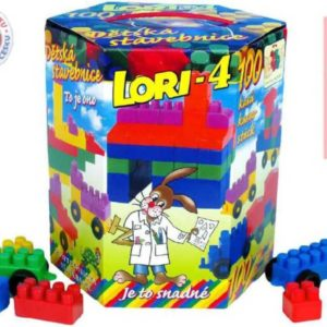 LORI 004 Stavebnice 4