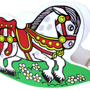 DŘEVO Houpadlo Kůň (koník) houpací *DŘEVĚNÉ HRAČKY*