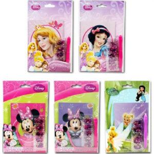Mozaika s glitry Disney Minnie