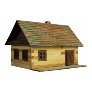 WALACHIA Chalupa 33W2 dřevěná stavebnice