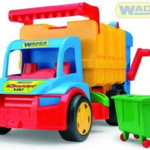 WADER GIGANT Auto Popelář max.50 kg 67000