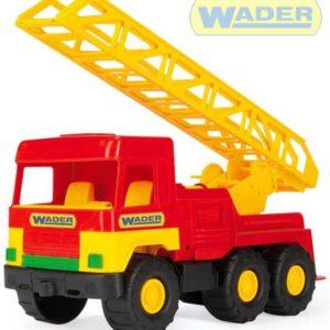 WADER Auto plastové Hasič STR 32001 (požárník)