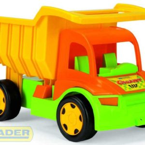 WADER GIGANT TRUCK sklápěcí auto NEW 65005 na písek