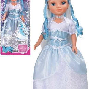 Panenka NANCY Křišťálová princezna 43cm zimní království v krabičce