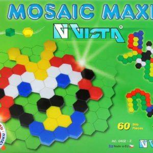 VISTA Mozaika Mosaic MAXI 60 dílů