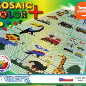 VISTA Mozaika COLOR+ 1474 ks Stavebnice