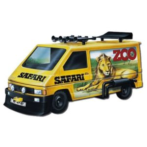 MONTI SYSTÉM 37 Auto Renault Trafic ZOO SAFARI MS37 0102-37