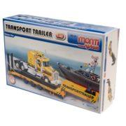 MONTI SYSTÉM 46 Auto WS TRANSPORT TRAILER MS46 0107-46