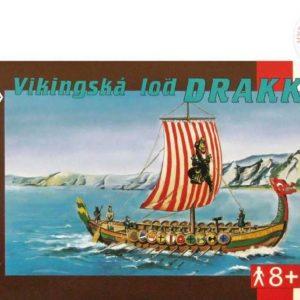 SMĚR Model loď Viking 1:60 (stavebnice lodě)