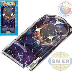 SMĚR Hra Tivoli II velká kuličková dráha s překážkami plast