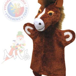 MORAVSKÁ ÚSTŘEDNA Maňásek s ťapkami Kůň (koník)