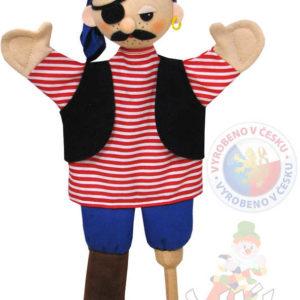 MORAVSKÁ ÚSTŘEDNA Maňásek Pirát Jim