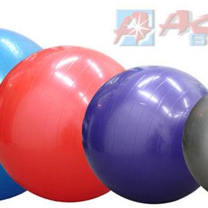 ACRA Míč gymnastický 90 cm GYMBALL na cvičení