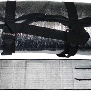 ACRA Karimatka s hliníkovou folií Allu Matte 180 x 50 x 0,3 cm