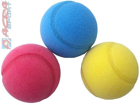 ACRA Míček náhradní na soft tenis barevný