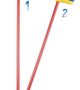 KLEIN Smeták velký 60 cm UKLÍZECÍ Malá klízečka