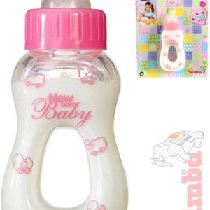 SIMBA Lahvička baby kojenecká pro panenku s mlíčkem