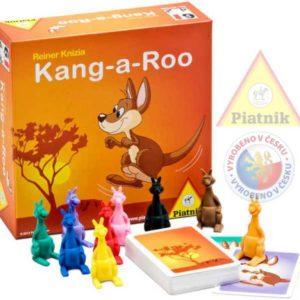 PIATNIK Hra KANGAROO (Klokani Kang-a-Roo) *SPOLEČENSKÉ HRY*