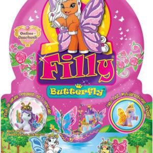 EP Filly Butterfly baby nový koník set s kartou a letáčkem v sáčku 21 druhů