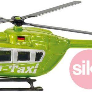 SIKU Taxi vrtulníkTaxislužba KOV + PLAST