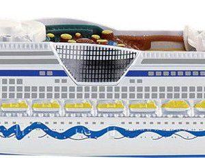 SIKU Výletní loď 1:1400 Zaoceánský parník KOV