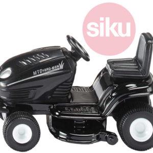 SIKU Model žací traktor Yard Man černý kov