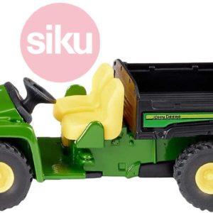 SIKU Model traktor John Deere Gator kov