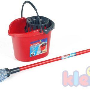 KLEIN Vileda kbelík v sadě s mopem