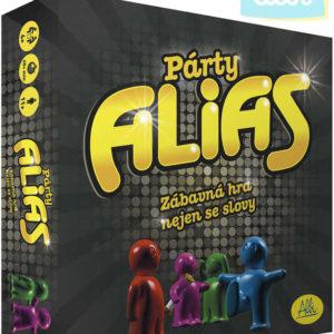 ALBI HRA Party Alias *SPOLEČENSKÉ HRY*