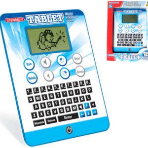 Tablet dětský 120 funkcí naučný velká obrazovka 2 druhy