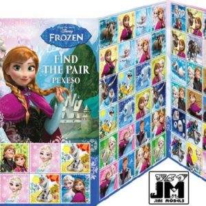 JIRI MODELS Pexeso Ledové Království (Frozen)
