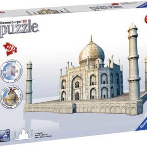 RAVENSBURGER Puzzle 3D TAJ MAHAL 216 dílků