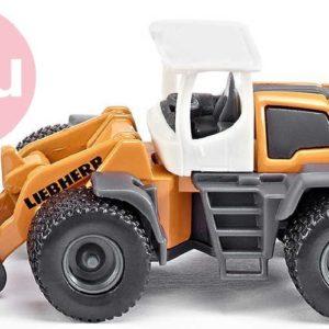 SIKU Model super nakladač Liebherr Radlader buldozer kov