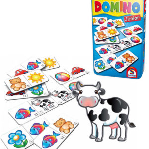 ADC Hra Domino Junior *SPOLEČENSKÉ HRY*