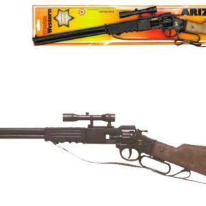 "Pistol na kapsle (kapslovka) Arizona 64 cm 8"" na kartě"
