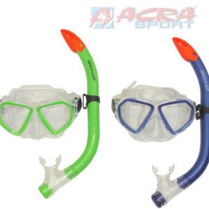ACRA Potápěčská sada junior brýle a šnorchl