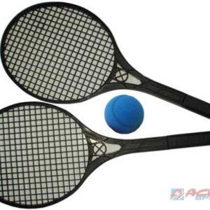 ACRA Tenis soft sada s míčkem