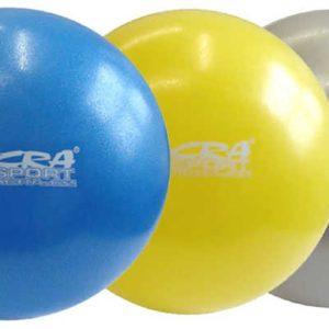 ACRA Míč sportovní Overball 20 cm 3 barvy Na cvičení