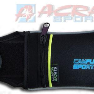 ACRA Univerzální pouzdro na zápěstí s kapsičkou na sportování