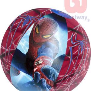 BESTWAY Míč dětský nafukovací 51cm Spiderman plážový do vody 98002