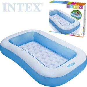 INTEX Bazén obdélník nafukovací 166 x 100 x 28cm