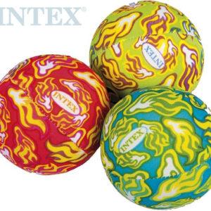 INTEX Míč dětská vodní bomba 5cm 3 barvy set 3ks v síťce 55505