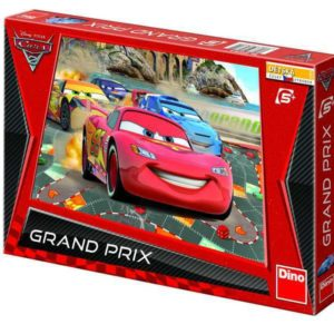 DINO Hra CARS 2 Grand Prix * SPOLEČENSKÉ HRY *