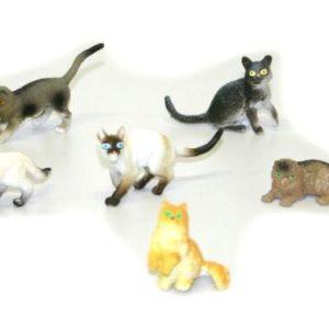 Kočky 6ks v sáčku