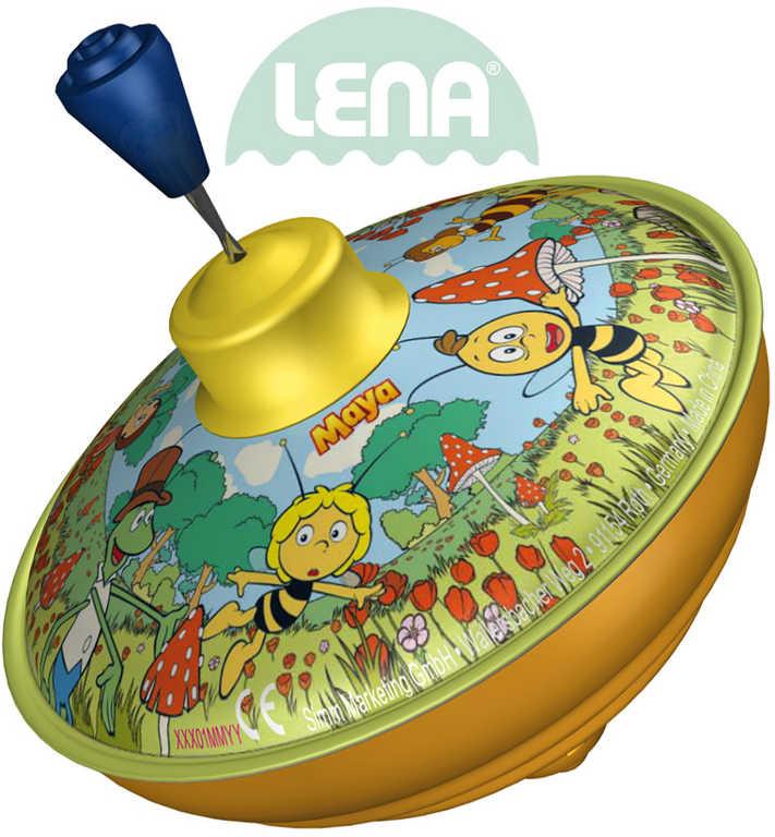 814967ad2 LENA Hra káča dětská vlk Včelka Mája 13cm kovová - Dětská hračka ...