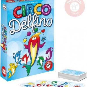 PIATNIK Hra karetní Circo Delfino *SPOLEČENSKÉ HRY*