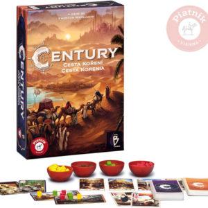 PIATNIK Hra Century I. - Cesta koření *SPOLEČENSKÉ HRY*