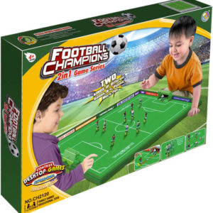 HRA Fotbal stolní kopaná 2v1 v krabici *SPOLEČENSKÉ HRY*